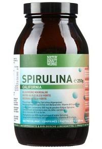 NATURKRAFTWERKE Spirulina Californ Pressl 500 Stk
