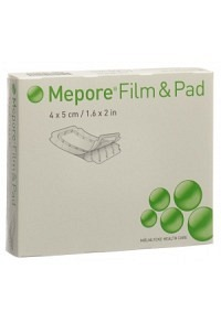 MEPORE Film & Pad 4x5cm 5 Stk