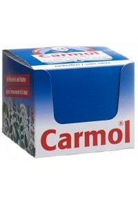 CARMOL Halspastillen zuckerfrei 12 x 45 g