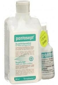 PANTASEPT Desinfektion Lös Set 430 + 70ml