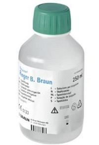 RINGER B. Braun Spül Lös 250ml Ecotainer 12 Stk
