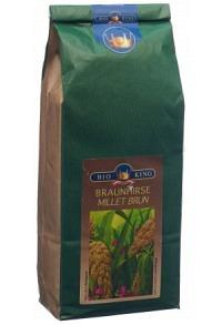 BIOKING Braunhirsevollwertpulver 1000 g