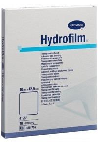 HYDROFILM Transparentverband 10x12.5cm 10 Stk