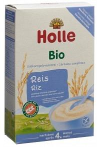 HOLLE Babybrei Reisflocken Bio 250 g