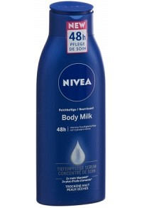 NIVEA Reichhaltige Body Milk 400 ml