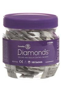 DIAMONDS Superabsorb Geruchsbanner Sach Ds 100 Stk