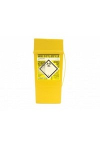 SHARPSAFE Sicherheitscontainer 0.6l