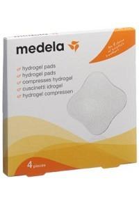 MEDELA Hydrogel Pads 4 Stk