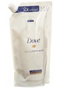 DOVE Creme-Waschlotion Feuchtigkeit refill 500 ml