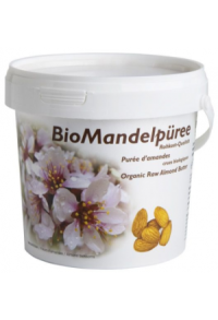 SOYANA Mandelpüree Rohkostqualität Bio 1 kg