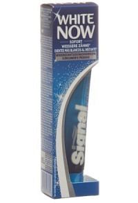 SIGNAL Zahnpasta White Now Tb 75 ml