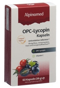 ALPINAMED OPC-Lycopin Kaps 60 Stk