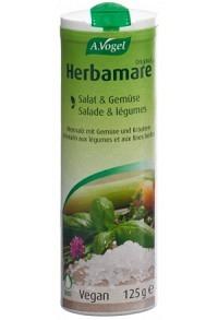 VOGEL Herbamare Kräutersalz Tischstreuer Ds 125 g