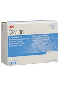 3M CAVILON Reizfreier Hautschutz Applik 25 x 3 ml