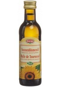 MORGA BIO Sonnenblumenöl kaltgepresst Fl 1.5 dl