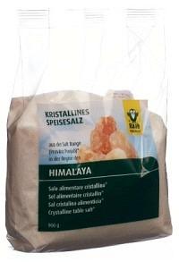 RAAB Himalaya Salz gemahlen Btl 900 g