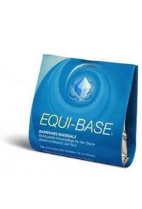 EQUI-BASE Badesalz basisch Btl 80 g