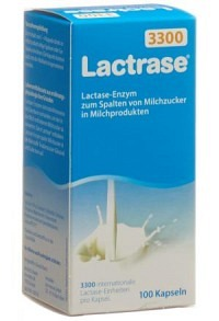 LACTRASE Kaps 100 Stk