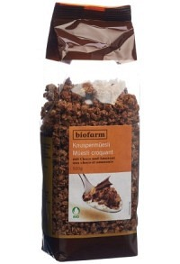 BIOFARM Knusper Müesli Amaranth Choco Knos 500 g