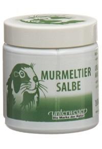UNTERWEGER Murmeltier Salbe 100 ml