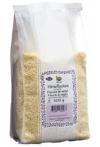 MORGA Hirseflocken Bio Btl 500 g