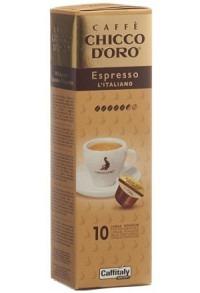 CHICCO D ORO Kaffee Kaps Espresso Italiano 10 Stk