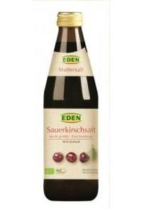 EDEN Sauerkir Muttersaft o Zuck unverdü bio 330 ml