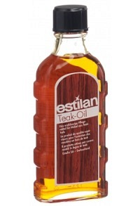 ESTILAN Teak oil Fl 125 ml