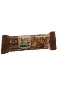 TASTE OF NATURE Riegel Nut 40 g