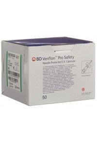 BD VENFLON Pro Safety 18G 1.3x32mm grün 50 Stk
