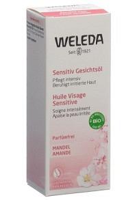 WELEDA Amande Gesichtsöl wohltuend 50 ml
