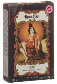 THIBAUT Henna Plv schwarz 100 g