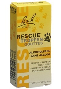 RESCUE Pets Tropfen ad us vet 10 ml