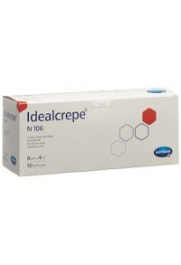 IVF Idealcrepe Binde 4mx8cm 10 Stk