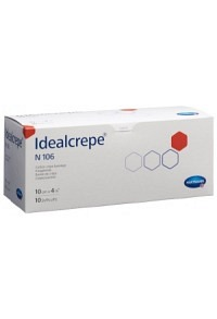 IVF Idealcrepe Binde 4mx10cm 10 Stk
