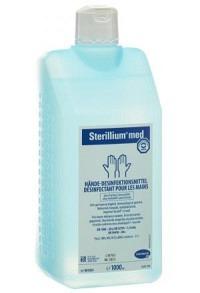 STERILLIUM med Händedesinfektion liq 1000 ml