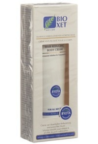 BIOXET haarwuchsreduzieren Körpercreme 130 ml