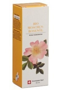 AROMASAN Moschusrosenöl Bio 50 ml