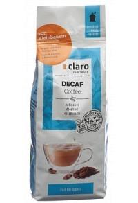 CLARO Décaffeinato Kaffee gemahlen Bio Btl 250 g