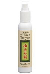 PHYTOMED Yunnan Baiyao Sport Spray White 100 ml