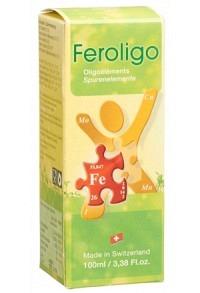 BIOLIGO POE 6 Feroligo Fl 100 ml