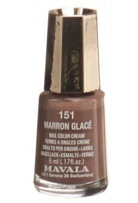 MAVALA Nagellack Mini Color 151 Marron Glacé 5 ml