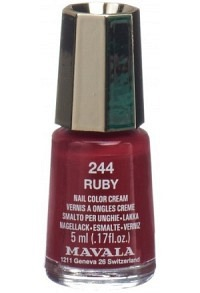 MAVALA Nagellack Precious Color 244 Ruby 5 ml