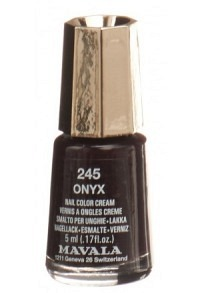 MAVALA Nagellack Precious Color 245 Onyx 5 ml