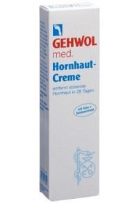 GEHWOL med Hornhaut-Creme 125 ml