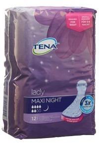 TENA Lady discreet Maxi Night 12 Stk