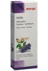 MORGA Holunder-Sirup Fl 380 ml