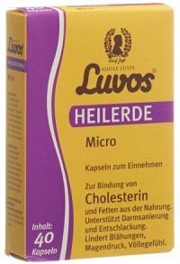 LUVOS Heilerde Micro Kaps Blist 40 Stk