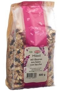 MORGA Müesli mit Beeren Bio Btl 500 g