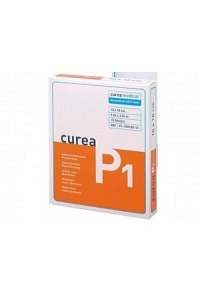 CUREA P1 Superabsorber 10x10cm 10 Stk